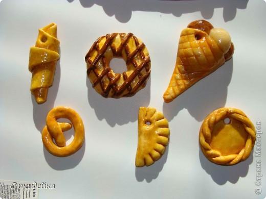 Картина панно рисунок Поделка изделие Лепка Кофейная рыбка Гуашь Тесто соленое фото 4