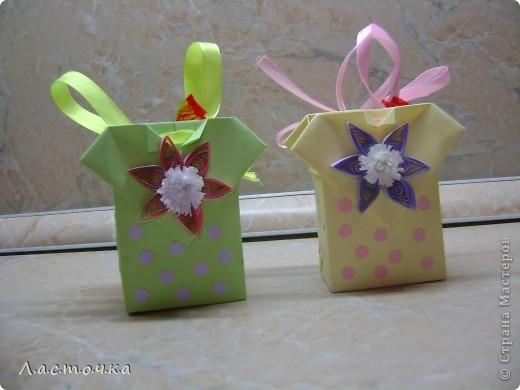 Здраствуйте!Сегодня я хочу показать Вам сумочки-бонбоньерки сделанные по МК Elena.ost(ссылка ниже). фото 2