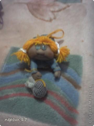 Это моя первая работа в данной технике!!!Подарочек сестренке СПАСИБО pawy за МК!   фото 2