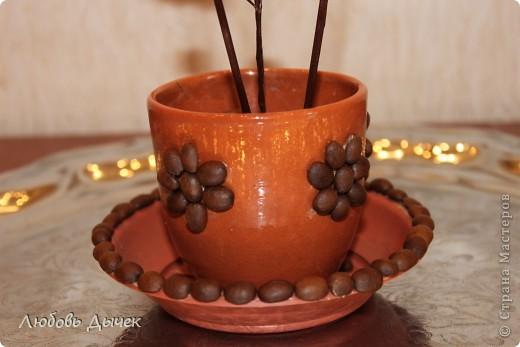Эта кофейная композиция появилась в нашем доме в День Святого Валентина. фото 4