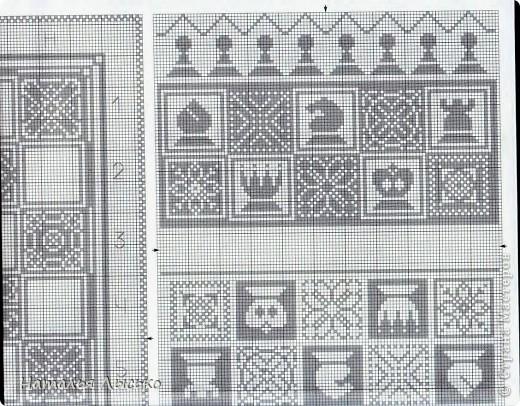 Шахматная доска фото 7