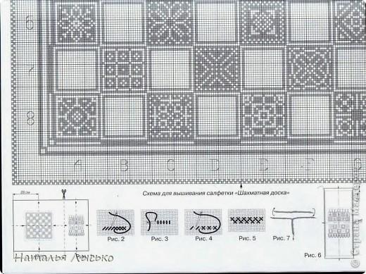 Шахматная доска фото 9
