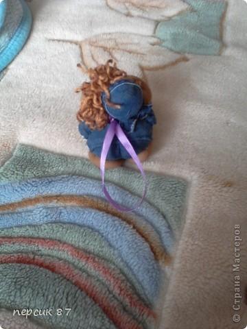 Это моя первая работа в данной технике!!!Подарочек сестренке СПАСИБО pawy за МК!   фото 7