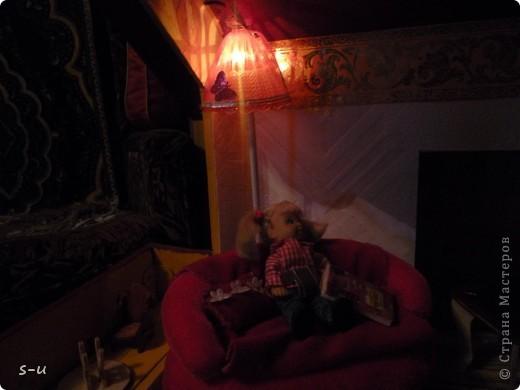 Вот такой домик,я построила дочке, по чертежам из интернета ))) фото 14