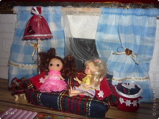 Вот такой домик,я построила дочке, по чертежам из интернета ))) фото 5
