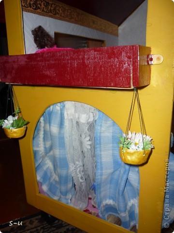 Вот такой домик,я построила дочке, по чертежам из интернета ))) фото 7