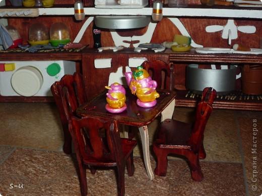 Вот такой домик,я построила дочке, по чертежам из интернета ))) фото 9
