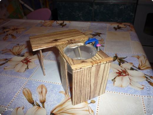 Вот такой домик,я построила дочке, по чертежам из интернета ))) фото 20