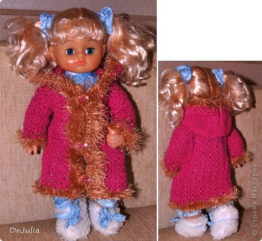 Одежда для кукол(шитье и