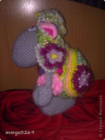 Гламурная овечка Машенька фото 3