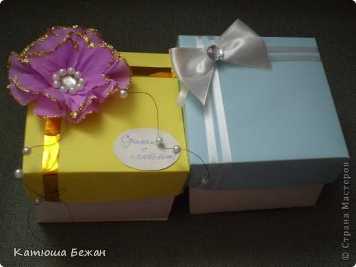 Готовясь к сегодняшнему дню рождения я решила гостям сделать ответные подарочки=)я подумала ,что будет очень удобно не искать какие-то коробочки....пакетики для тортика или ещё чего-либо и гораздо приятней моему гостю) фото 1