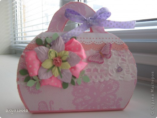 подарочная сумочка  фото 1