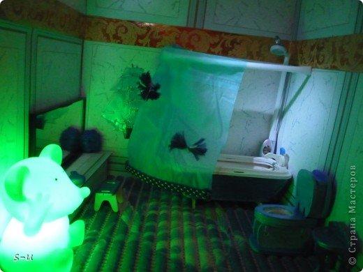 Вот такой домик,я построила дочке, по чертежам из интернета ))) фото 26