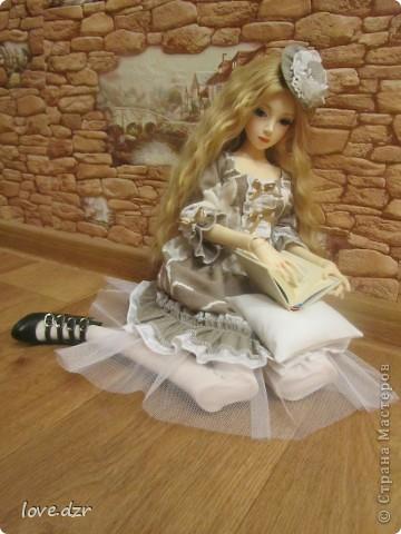 Платье и шляпка.чулочки.Обувь покупная. фото 3