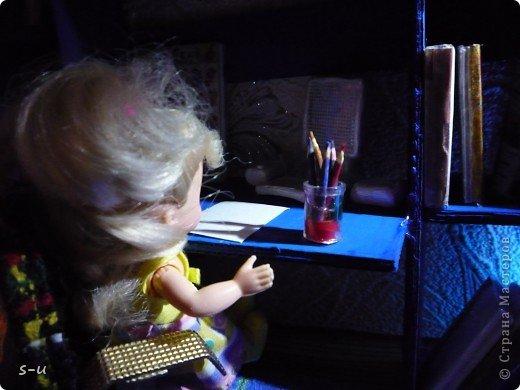 Вот такой домик,я построила дочке, по чертежам из интернета ))) фото 29