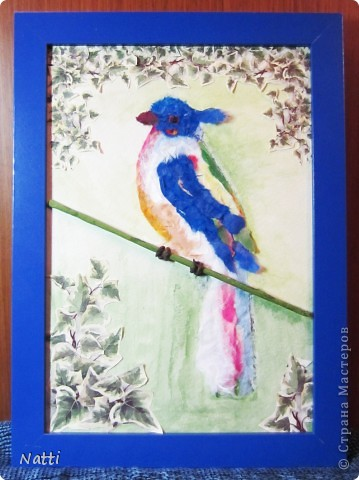 Птица Кубы (вариации на тему) фото 1