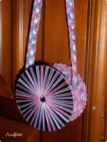 сумочка для дочки.