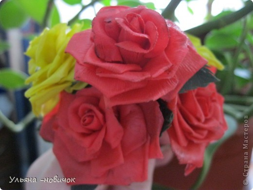 опять розы, на этот раз сиреневые фото 4