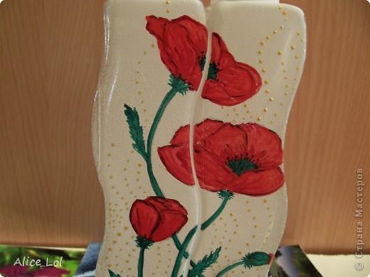 Вот такие вазочки или просто интерьерные бутылочки. фото 2