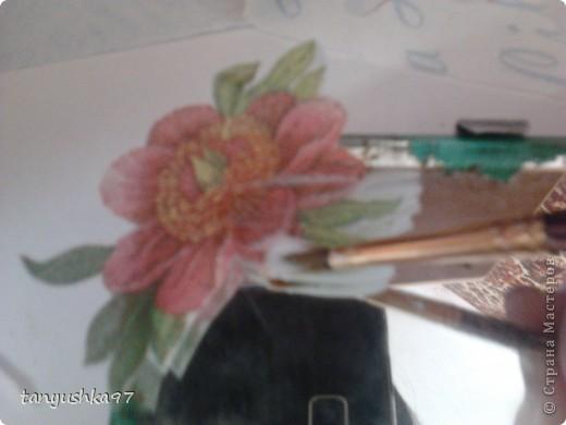 Я нашла старое зеркало, оно мне понравилось и я решила его обновить) фото 6