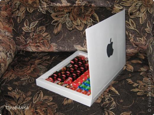 Коробка своими руками для ноутбука