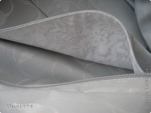 Готова сумка в серых тонах. фото 8