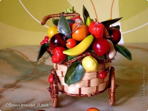 Приветствую всех жителей СМ!!! Весна пришла, а у меня фруктовый БУМ!!! Наверное, потому что нехватка витаминов!!!))) фото 9