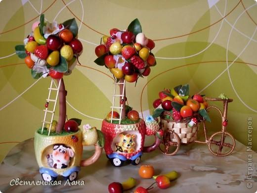 Приветствую всех жителей СМ!!! Весна пришла, а у меня фруктовый БУМ!!! Наверное, потому что нехватка витаминов!!!))) фото 11