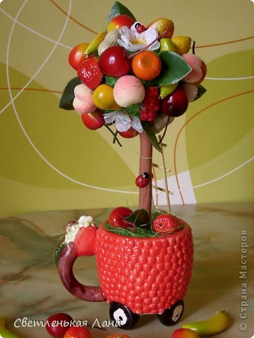 Приветствую всех жителей СМ!!! Весна пришла, а у меня фруктовый БУМ!!! Наверное, потому что нехватка витаминов!!!))) фото 6