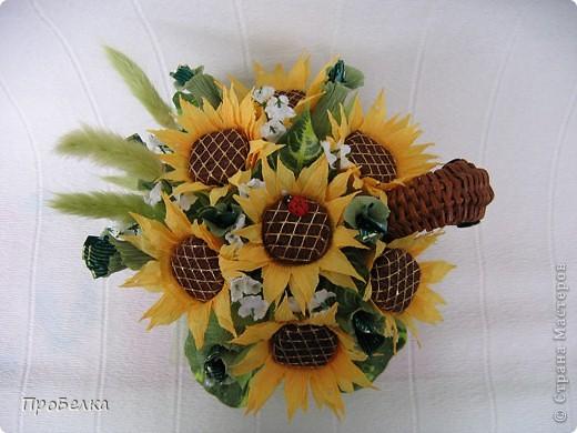Вот такой торт-шкатулка с подсолнухами заказали. Сделала. Цветы по МК от ЕМ. Спасибо за опыт и подсказки. фото 8