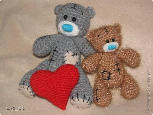 Мои мишки Тедди фото 1