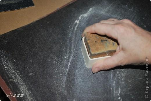 Существует несколько способов изготовления шкатулок из картона. Этот самый простой. фото 9