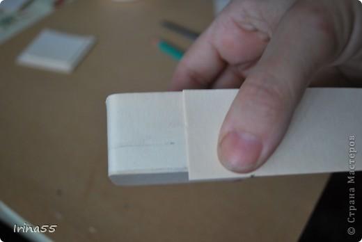 Существует несколько способов изготовления шкатулок из картона. Этот самый простой. фото 18