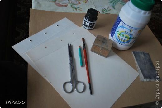 Существует несколько способов изготовления шкатулок из картона. Этот самый простой. фото 2