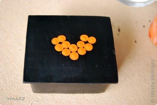 Существует несколько способов изготовления шкатулок из картона. Этот самый простой. фото 23