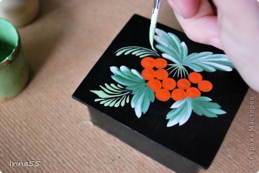 Существует несколько способов изготовления шкатулок из картона. Этот самый простой. фото 26