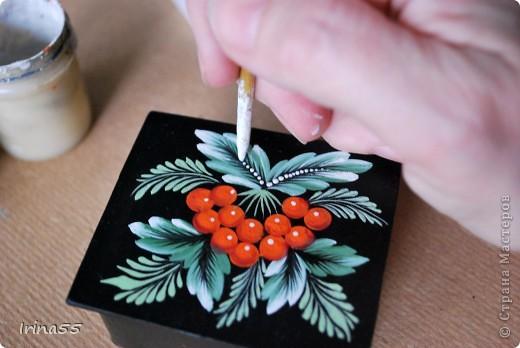 Существует несколько способов изготовления шкатулок из картона. Этот самый простой. фото 27
