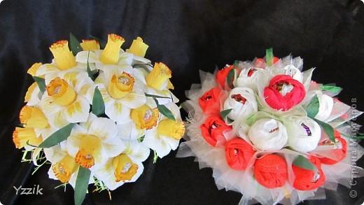 Выношу на ваш суд свои первые весенние цветы, буду рада любым комментариям  фото 2
