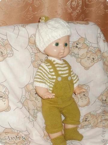 Наряжали куклу в детский сад))) фото 1