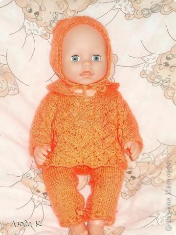 Наряжали куклу в детский сад))) фото 3