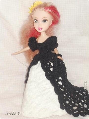 Наряжали куклу в детский сад))) фото 5