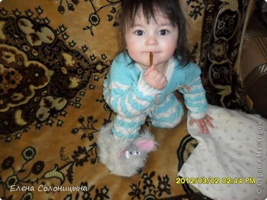Здравствуйте всем читателям МС! Вот еще один подарок сделала дочери на 8 марта. фото 1