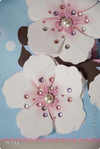 стразы, цветочки и бабочек помогал клеить мой сын, ему очень понравилось эта работа фото 2