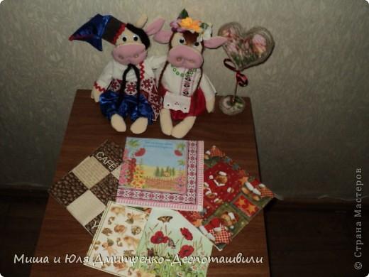 Вот они красотулечки! Так долго добирающиеся к нам из Донецкой области от мастерицы с золотыми ручками Лили Заболотной!  фото 4