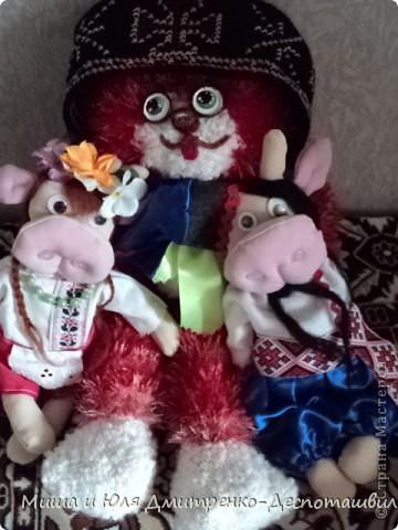 Вот они красотулечки! Так долго добирающиеся к нам из Донецкой области от мастерицы с золотыми ручками Лили Заболотной!  фото 8
