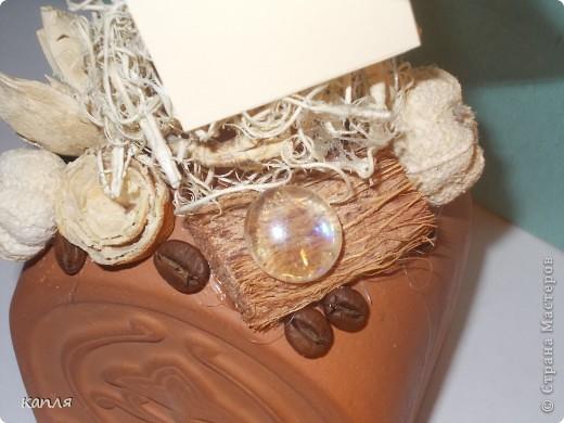 Давно мечтала сделать кофейное деревце. фото 3