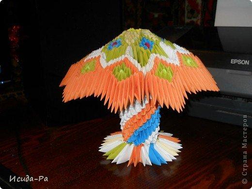 Вот такую настольную лампу я сделала для любимой учительницы сына фото 1