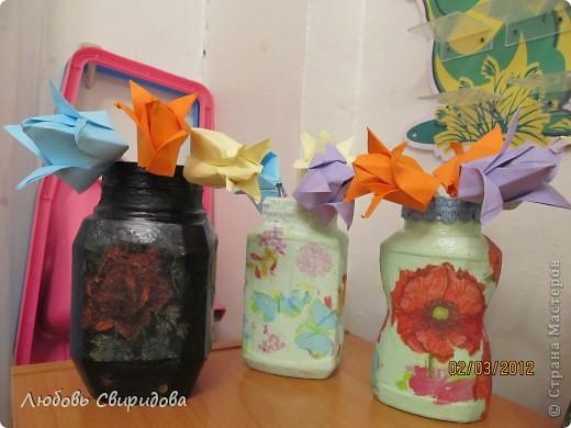 ваза для цветов фото 1