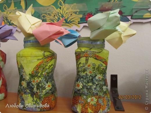 ваза для цветов фото 2