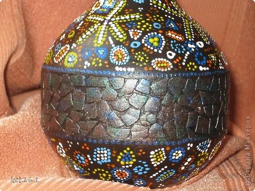 Бутылочка с яичной скорлупой фото 2